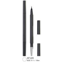 Doble cabeza lápiz cosmético AP-225