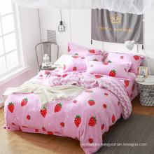 Beautiful Online Shop Cheap Pink Christmas Flannel Bedding