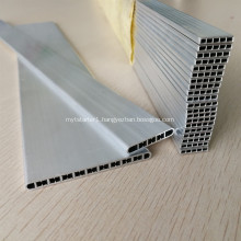 Flat Aluminum Tube Extrusions For Auto Heat Exchangers