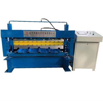 Wall Panel Double ibr Roll Forming Machines