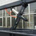 La sierra de cinta vertical doble de la sierra de la máquina vio la serrería de la banda de corte del registro de la eficacia alta
