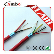 High quality 75 degree new pvc jacket 1000ft Red FPL FPLR fpl fire cable