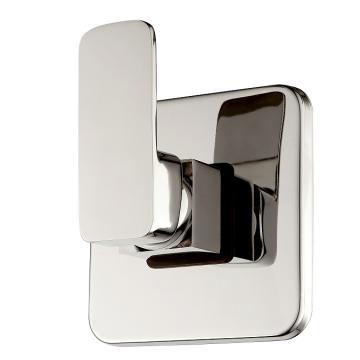 Modern Type Bathroom Accessory Brass Clothes Hook