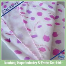 lenço de algodão estampado produzido por um produtor experiente
