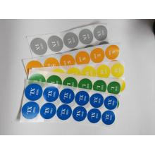 Hersteller von Bekleidungsaufklebern