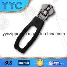 Dernier design auto-lock Fancy Zip Slider pour vêtements