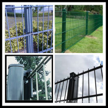 ISO9001 shunxing factory 8/6/8 double wire fence