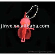 prmoiton подарок ручной работы струн кукла вуду брелок