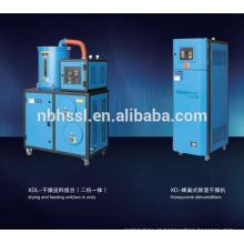 Máquina secador de funil