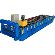 Russia Exterior Wall Cladding Roll Forming Machine