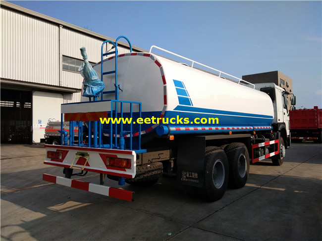 14000L Spray King Water Tankers