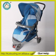 Großhandel Porzellan Handel Aluminium Baby Kinderwagen 3 in 1