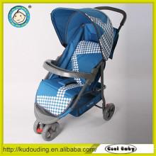 Carrinho de bebê de alumínio de comércio por atacado de China 3 em 1