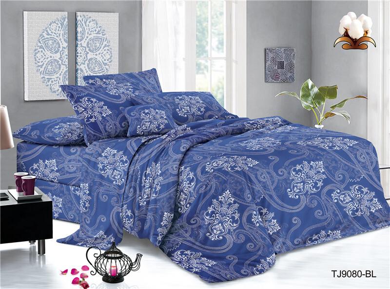 Digital Floral Printing Bed Set Sheet