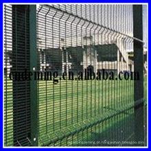 High Security Fence 358 Cerca de arame 58 cerca de segurança Prison mesh Parede de arame Anti-climb cerca