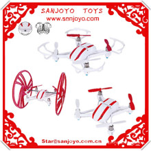 4 Channel 4 AXIS QUADCOPTER Drone professional 3D Rotating rc helicopter VS UDI 841 camera quadcopter Flying Robot Toy H807C
