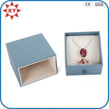 Пользовательские коробка для ювелирных изделий подарок коробка для ожерелье