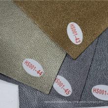 Tela de alta calidad al por mayor del cuero de imitación para el amortiguador del coche (HS001 #)