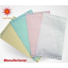 Maquinaria de recubrimiento de papel Arbonless
