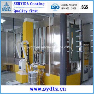 Автоматическая распылительная машина для горячего навоза с электростатическим распылением