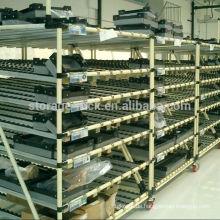 Industrie-Draht-Regale / Falt-Rohr-Regal / Lagerung Rohr-Regale