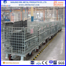 De haute qualité avec le conteneur pliable en acier de la CE / boîte