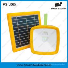 Lanterne solaire rechargeable pour l'éclairage intérieur et extérieur de travail pour l'Ouganda avec FM Raido