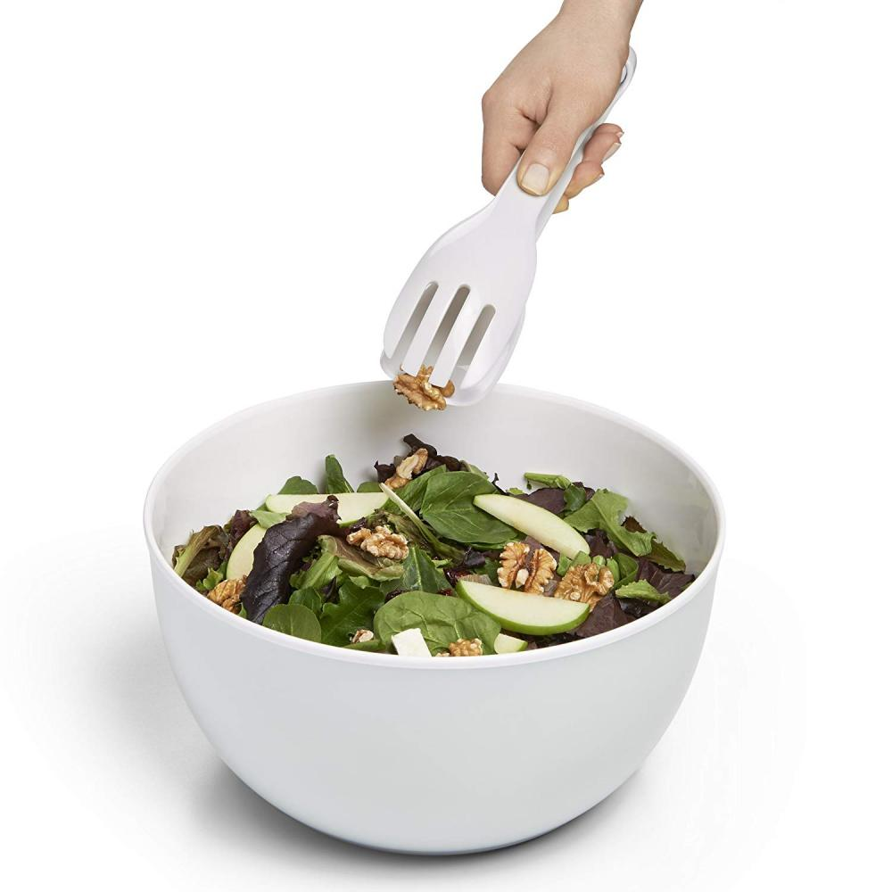 2 in 1 Salad Tongs