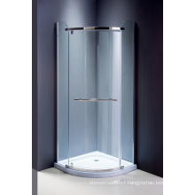 Sanitary Ware Simple Shower Enclosure Glass Shower Screen