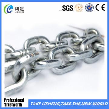 British Standard Hot Dipped Galvanized Short Link Chain