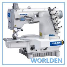 WD-C007J alta velocidade Super bloqueio de série da máquina de costura