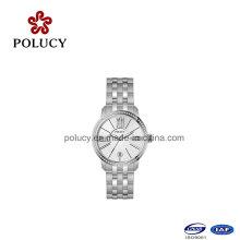 Bracelet montres Swiss mouvement Lady Quartz Watch