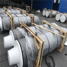 UHP 700mm Longitud 2700mm Electrodo de grafito