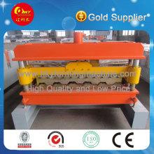 Hochwertige Baustoffe Stahl Deck Plating Forming Machine