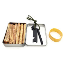 100% Natural Fatwood Sticks Fire Starter Survival Kit,Camping Fire Starter with Fatwood for Outdoor Hiking