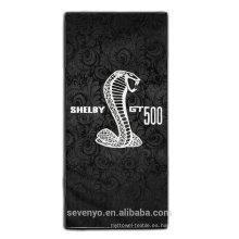 China toalla de playa super absorbente del proveedor de China - cobra hermosa