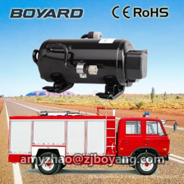 Compresseur à air conditionné monté sur le toit pour rv avec le compresseur bldc rotatif hermétique R174a de Boyard