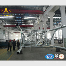 Línea de transmisión 220kV Torre cónica de acero