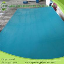 Indonésia Mercado 2,7 milímetros de poliéster azul contraplacado em venda quente