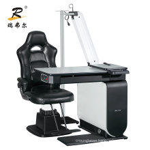 Wb-700 Ophthalmic Unit Equipment Instrument Combined Table Chair