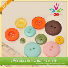 New product 2014 DIY fancy plastic button