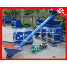 Foam Concrete Machine (simple, cheap, 10-30m3/h)