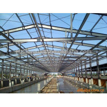environment friendly prefab steel structural building