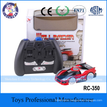Mini RC Wall Climber Car Remote Control Climbing Car