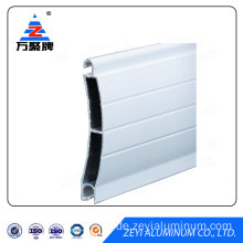 Rolling shutter door extruded aluminum for sale