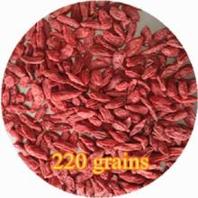 Ukuran 220 Natural Goji Berry Berries Merah Grade A Goji berry