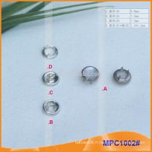 Pearl Cap Prong Snap Button MPC1002