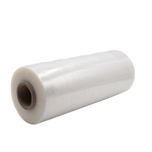 Wholesale Economical Customized Transparent ldpe stretch film Clear Stretch Film for Pallet Wrapping