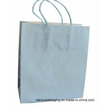 Hot Sale Kraft Paper Shopping Bag