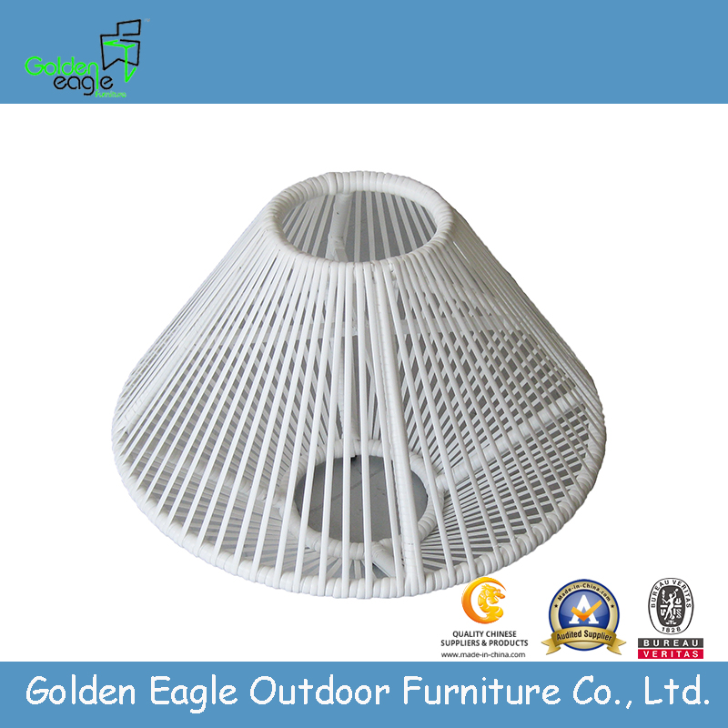 Outdoor PE Rattan Flower Pot